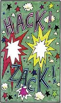 Hack! Zack! Sterne ...